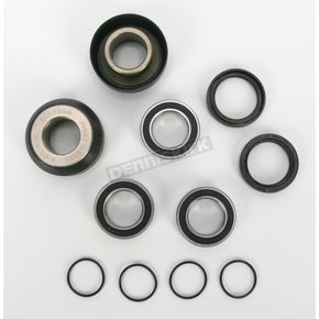 Pivot Works Rear Watertight Wheel Collar and Bearing Kit - PWRWC-Y09-500