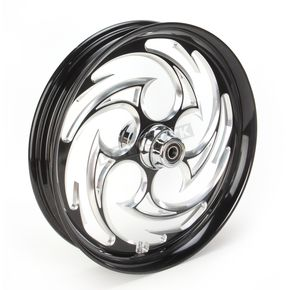 RC Components Front 23 in. x 3.75 Savage Eclipse One-Piece Forged Aluminum Wheel - 23375-9032A-85E