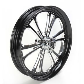 RC Components Front 23 in. x 3.75 Czar Eclipse One-Piece Forged Aluminum Wheel - 233759032A86E