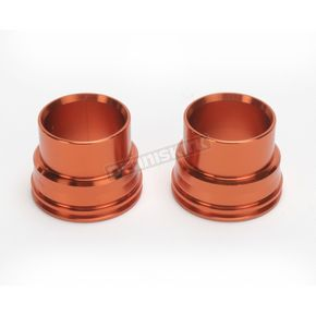 Scar Front Orange Wheel Spacers - FWS501