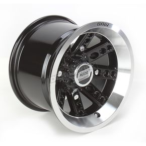 Moose Black 427 X Wheel - 0230-0568
