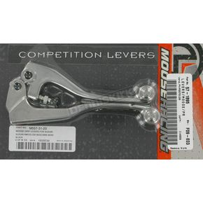 Competition Lever Set w/Black Grip - M557-31-20