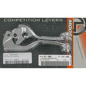 Moose Competition Lever Set w/Clear Grip - M557-23-37
