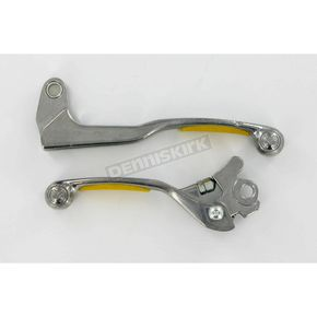 Competition Lever Set w/Yellow Grip - 0610-0036