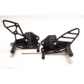 Vortex Black Rearset - RS405K