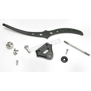 Accutronix Classic Drilled Hand Shifter - SS1-DB
