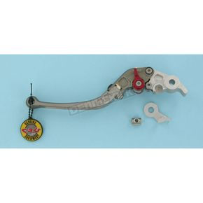 Constructors Racing Group Folding Roll-A-Click Clutch Lever - RB-522-F