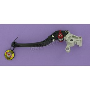 Constructors Racing Group Folding Roll-A-Click Clutch Lever - AN-623-F-B