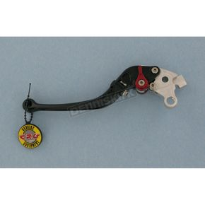 Constructors Racing Group Folding Roll-A-Click Clutch Lever - AN-612-F-B