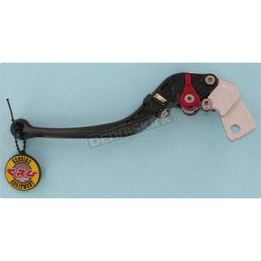 Constructors Racing Group Folding Roll-A-Click Clutch Lever - AN-613-F-B