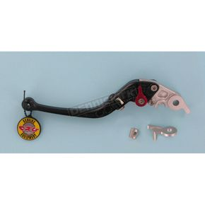 Constructors Racing Group Folding Roll-A-Click Clutch Lever - RB-522F-B