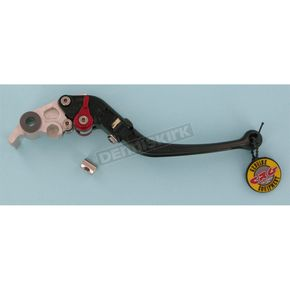 Constructors Racing Group Folding Roll-A-Click Brake Lever - RB-517-F-B
