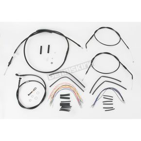 Burly 14 in. Handlebar Installation Kit - B30-1000