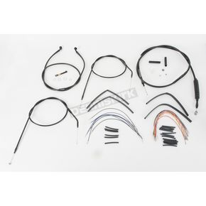 Burly 16 in. Handlebar Installation Kit - B30-1001