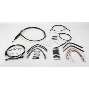 Burly Brand 14 in. Handlebar Installation Kit - B30-1002