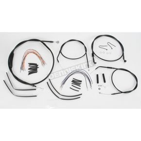 Burly Brand 16 in. Handlebar Installation Kit - B30-1003