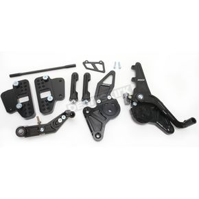 Driven Racing D-Axis Rearset - DRP-501-BK