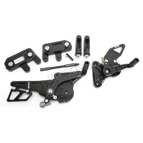Driven Racing D-Axis Rearset - DRP-503-BK