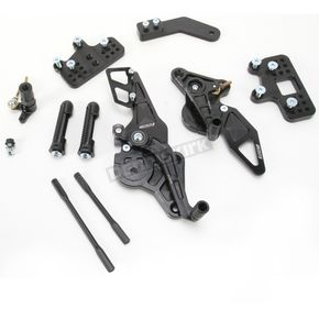 Driven Racing D-Axis Rearset - DRP-512-BK