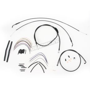 Burly Brand 16 in. Handlebar Installation Kit - B30-1047