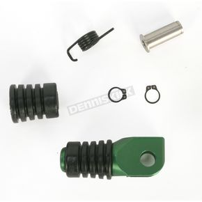 Hammerhead Designs Green +0mm Rubber Shift Tip - 01-0000-03-30