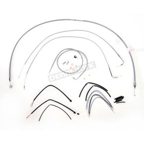 Burly Brand Braided Stainless Steel Cable/Line Kit - B30-1061