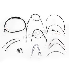 Burly Brand 16 in. Handlebar Installation Kit w/ABS - B30-1123
