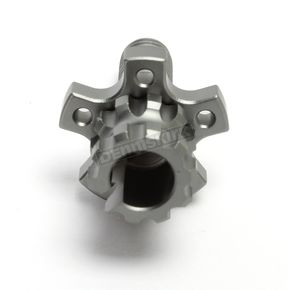 Powerstands Racing Gunmetal Clutch Cable Adjuster - 00-02150-29