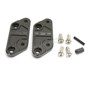Powerstands Racing Adjustable Rearset Riser - 07-02200-22