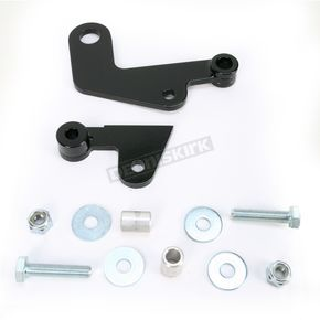 Baron Custom Accessories Rear Shock Drop Bracket Lowering Kit - BA-7500-66