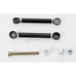 PSR Black Fully Adjustable Lowering Link - 04-00758-22