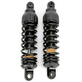 Progressive Suspension Black Heavy Duty 444 Series Shocks - 115/155 Spring Rate (lbs/in) - 444-4022B