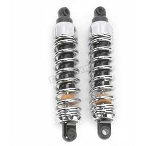 Progressive Suspension Chrome Heavy Duty 444 Series 12.5