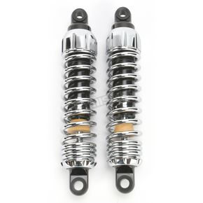 Progressive Suspension Chrome Heavy Duty 444 Series 12