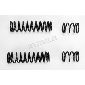 Black Springs for 13 Series Dual Shocks - 70/130 Spring Rate (lbs/in) - 03-1331B