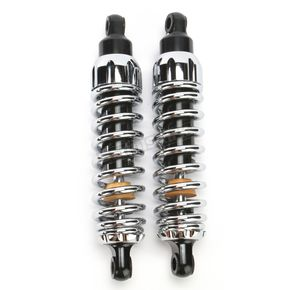 Progressive Suspension Chrome 444 Series Shocks - 270/315 Spring Rate (lbs/in) - 444-4232C