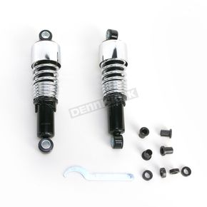 Factory Spec Chrome Hydraulic Shock Absorbers - FS-04504
