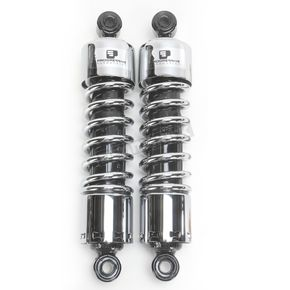 Progressive Suspension Chrome 412 Series 12.5