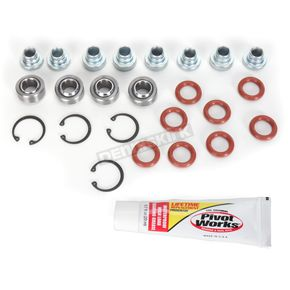 Pivot Works Front Shock Bearing Kit (Non-current stock) - PWSHK-P10-000