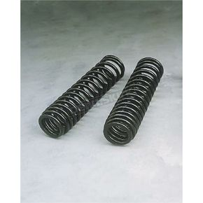 Progressive Suspension Black Shock Springs for 12, 13 and 412 Series Dual Shocks - 90/130 Spring Rate (lbs/in) - 03-1370B