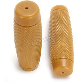 Biltwell Natural 7/8 in. Recoil Grips - GR-GCY-78-NT