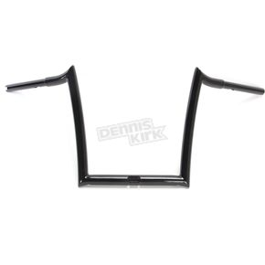 Paul Yaffe Black 12 in. Bagger Monkey Bars - OEMB-2015-12-B