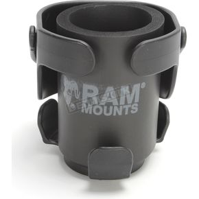 RAM Level Cup XL with Combination Brake/Clutch Reservoir U-Bolt Mount and Short Arm - RAM-B-174A-417U