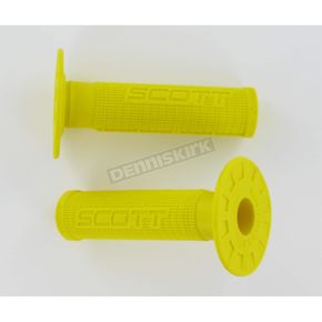Scott MX2 Yellow Grips - 205786-0005