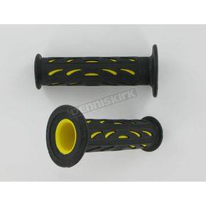 Pro Grip Model 724 Gel Sportbike Grips - 724YLBK