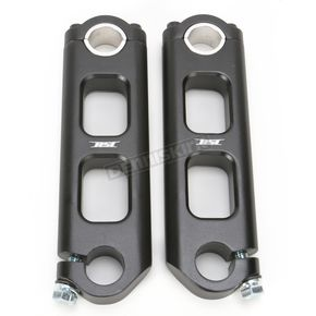 Race Shop Inc. Pivoting Handlebar Risers - PR-6-B
