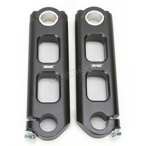 Race Shop Inc. Pivoting Handlebar Risers - PR-7-B