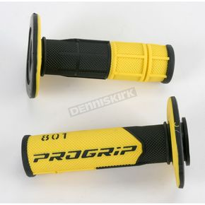 801 Hybrid Duo-Density Cross Grips - PA080100NEGI