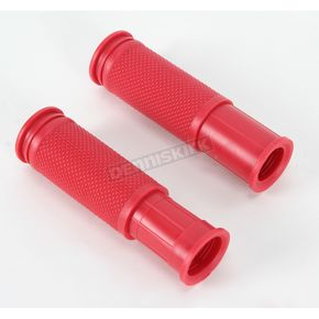 Driven Racing Red D3 Replacement Grip Material - D3GRD
