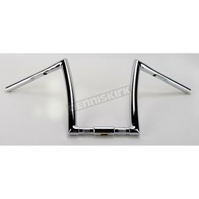 Alloy Art Chrome 1 1/4 in. Handlebars - 0601-1460